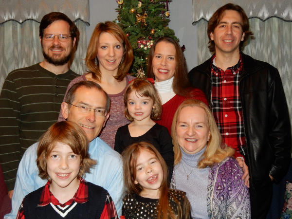 Cole Family - 28 December 2014